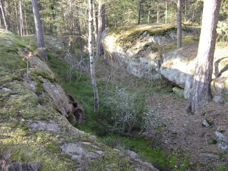 Ryssbergen0415-klyfta